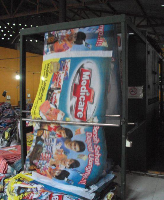 Cetak Banner Promosi Perusahaan